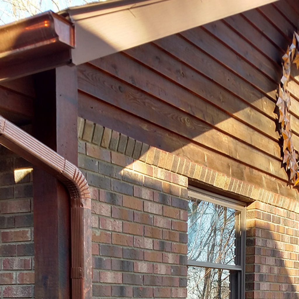 Seamless Gutters Amp Downspouts T Amp L Services